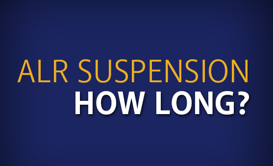ALR Suspension - How long?